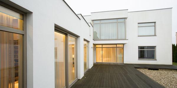Tromayerbau   Fenster & Türen